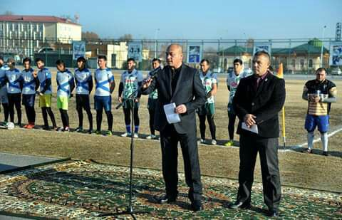On December 27-29, 2019, a regional Open Championship competition was organized in the sports complex of Fergana State University, in which 15 teams