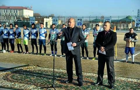27-29 декабря 2019 года в спортивном комплексе Ферганского государственного университета было организовано областное соревнование Открытого первенства, в котором приняли участие 15 команд