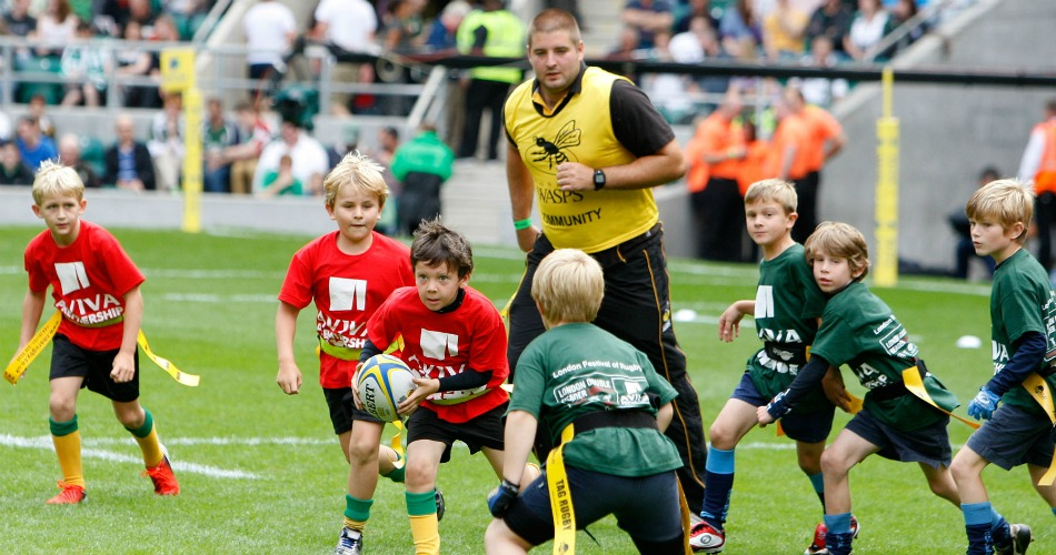 Discussion of the development of tag-rugby with the participation of regional representatives