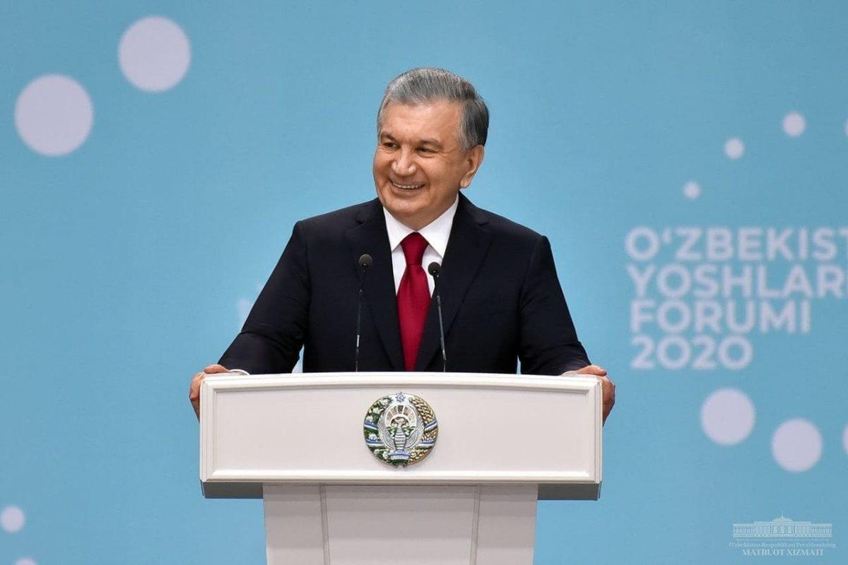 Шавкат Мирзиёев: «Я ценю вас как главное богатство, бесценное сокровище Узбекистана».