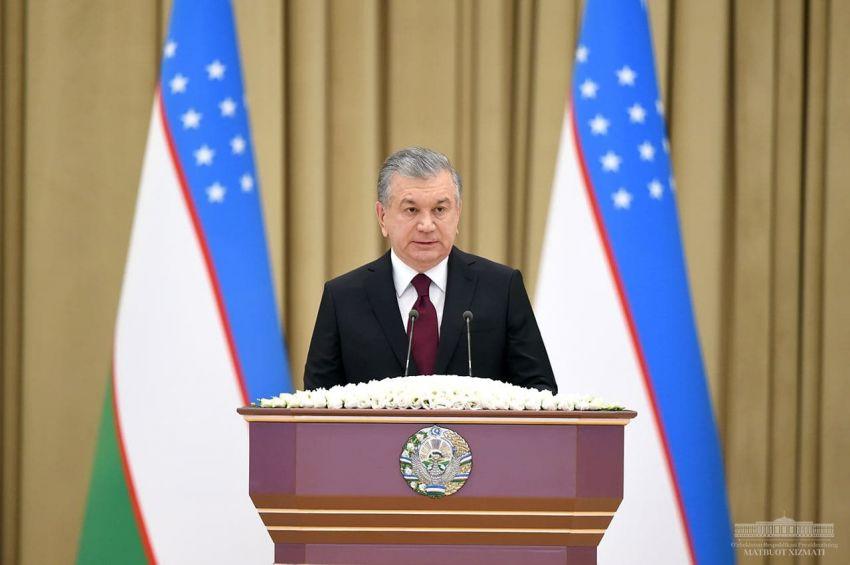 2021 год объявлен в Узбекистане Годом поддержки молодежи и укрепления здоровья населения