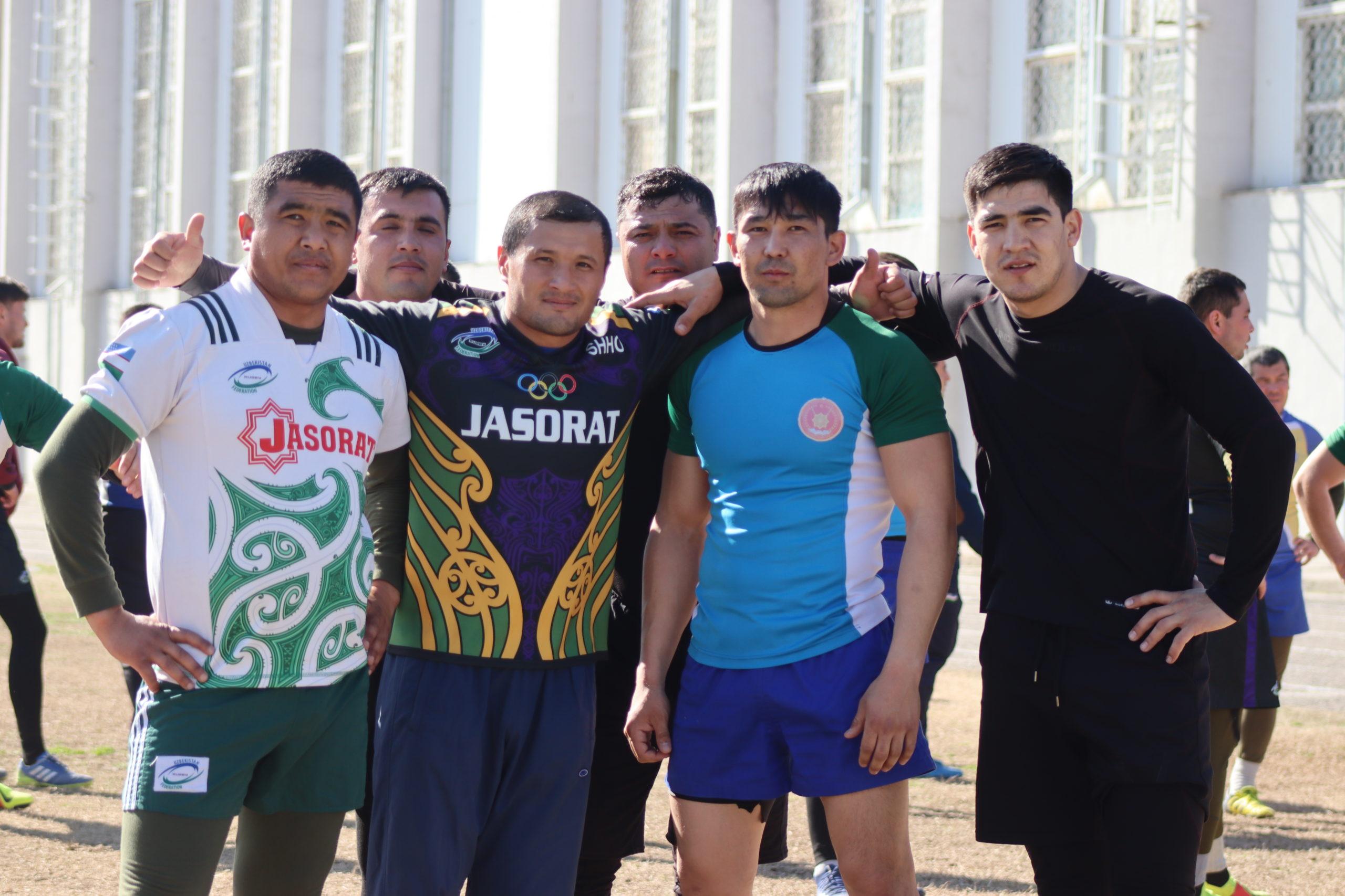 Фeдeрация рeгби Узбeкистана