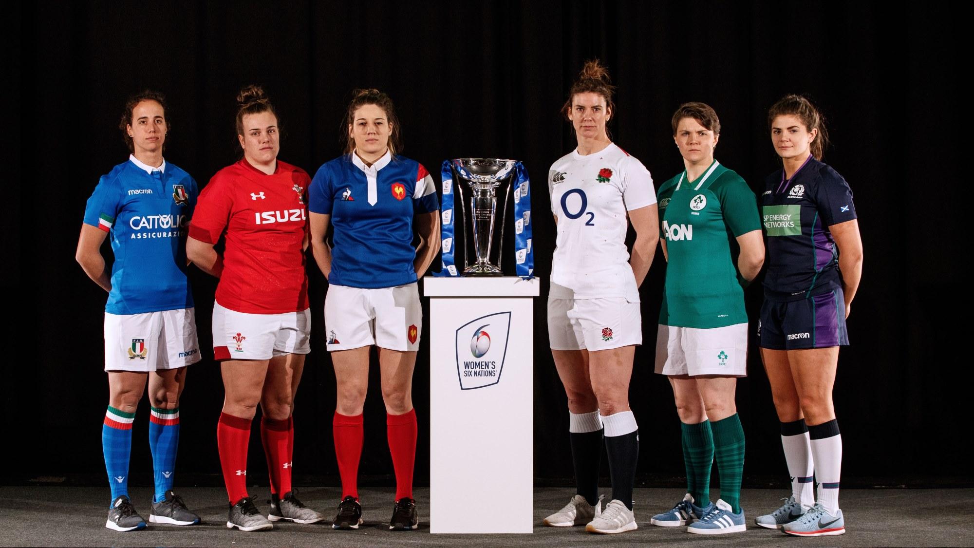 Формат женского Кубка Шести Наций изменен.