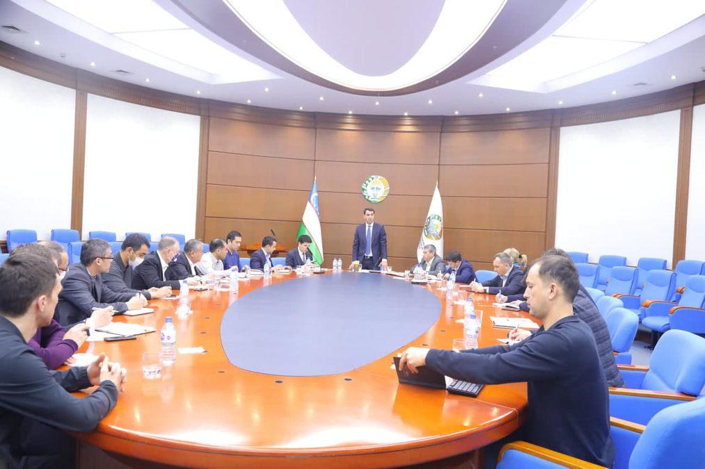 В Министерстве спорта обсудили подготовку к III Азиатским юношеским играм Шантоу-2021