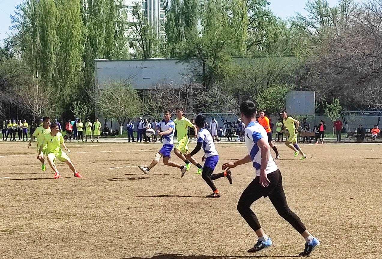 Чемпионат Узбекистана по регби-7 (U-20)