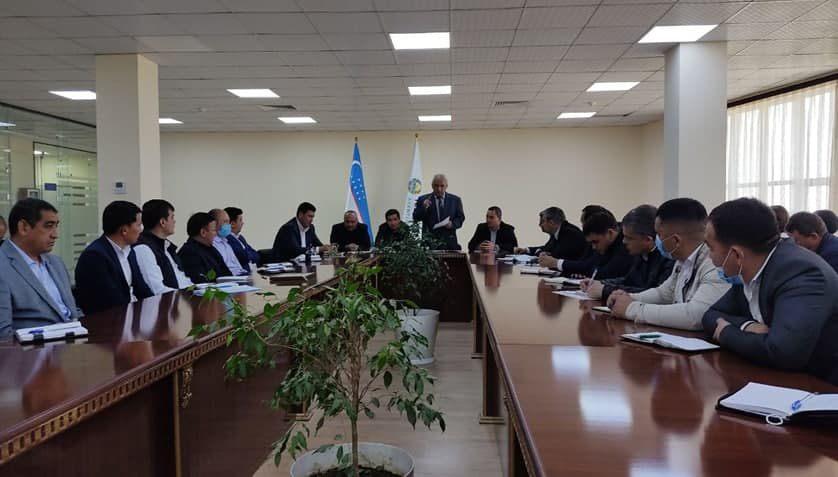 В Ташкентской области прошел обучающий семинар.