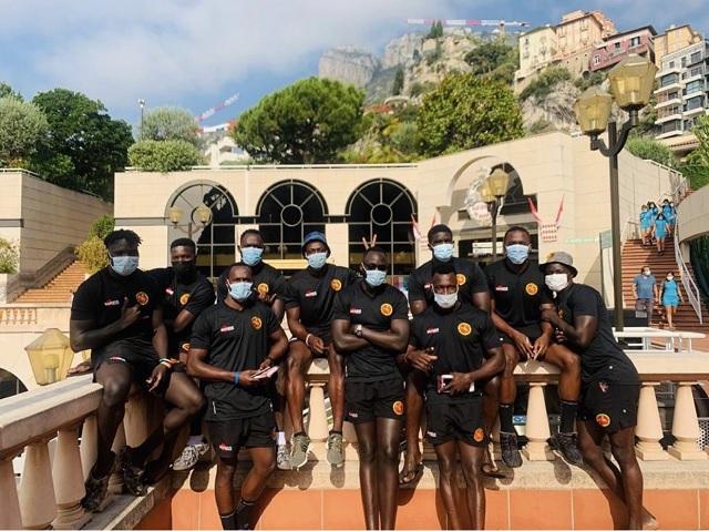 Команда Уганды по регби-7 снята с отборочного турнира в Монако
