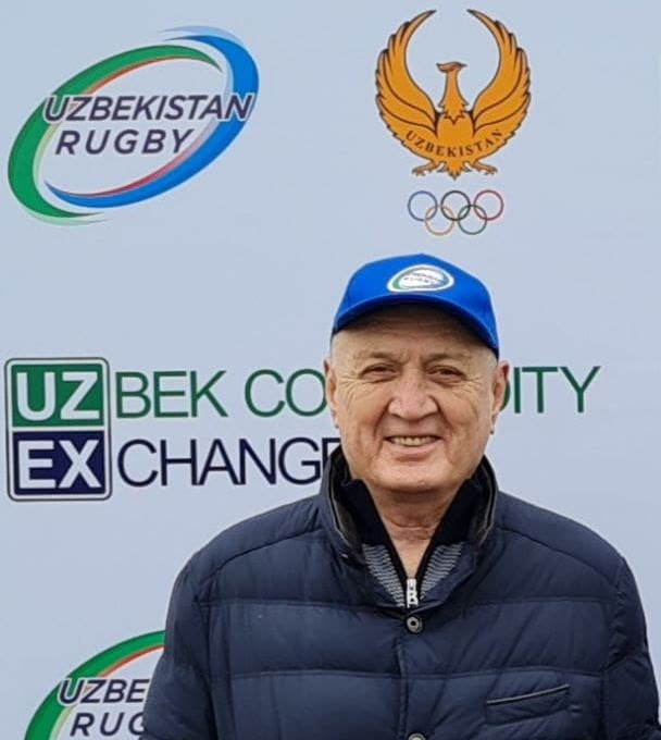 Happy birthday to the veteran of Uzbek rugby