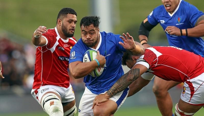 Сборная Самоа квалифицировалась на Кубок мира 2023