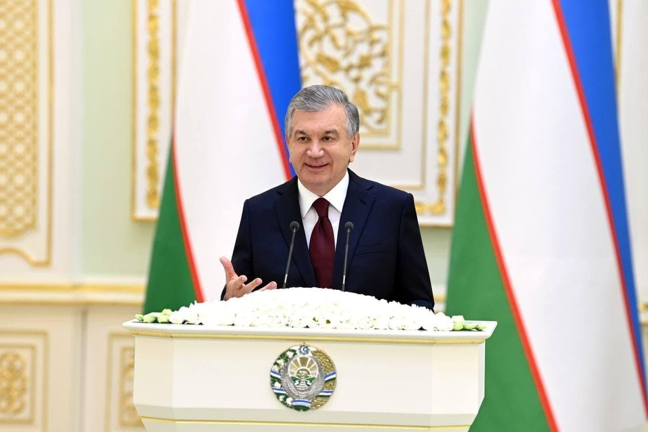 Президент Узбекистана поздравил олимпийцев