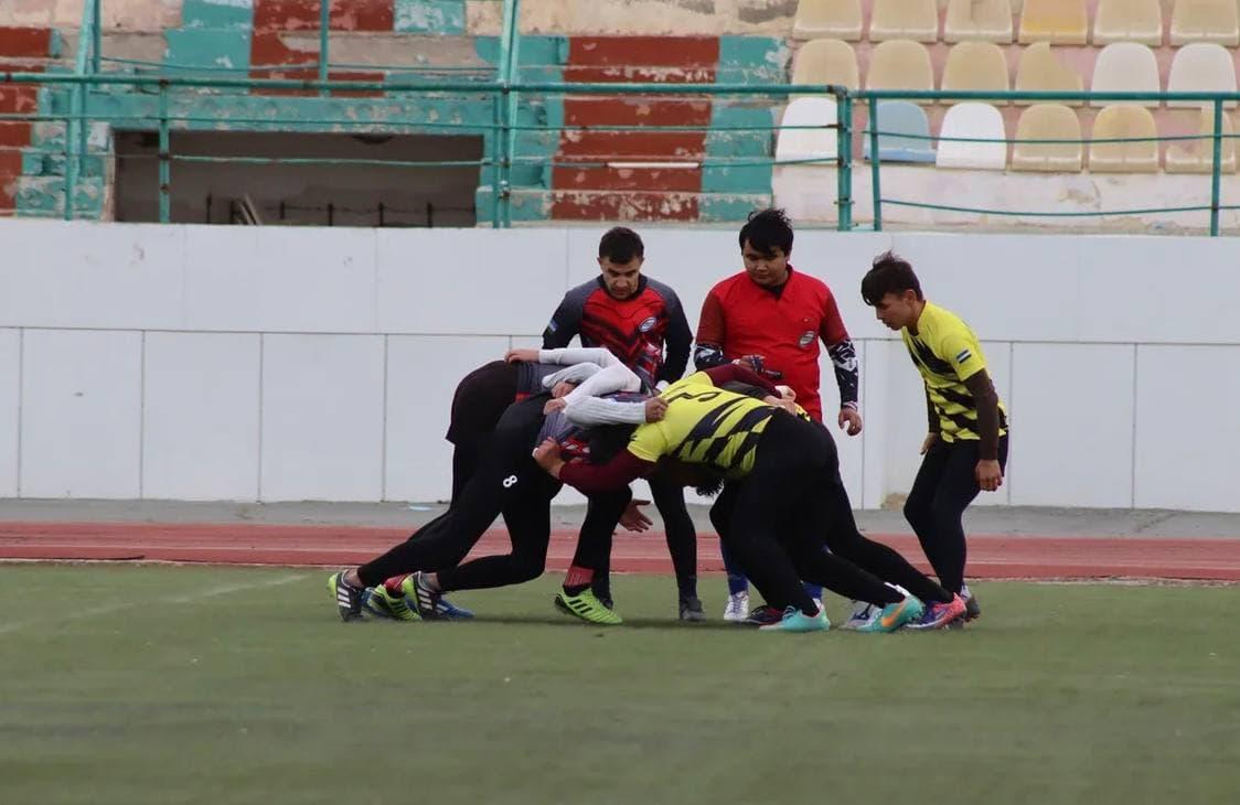 В Нукусе завершился Кубок Узбекистана по регби-7